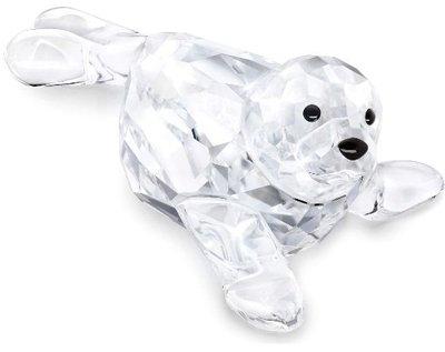 Swarovski 2012caso piece Baby Seal/Cucciolo di foca 1096748