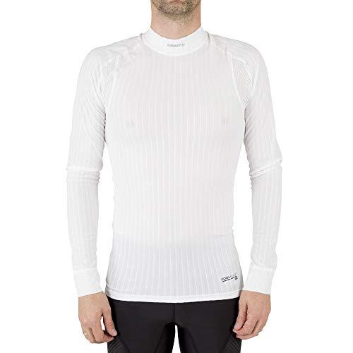 Craft Herren Unterwäsche Active Extreme 2.0 CN LSM Unterhemd, white, S -