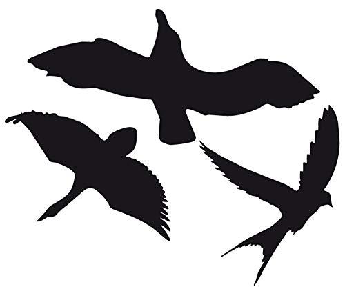 Fensteraufkleber Vogelschutz Testsieger Bestseller
