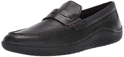 Cole Haan Herren Motogrand Traveler Penny Loafer Slipper, Schwarz Black, 42 EU -