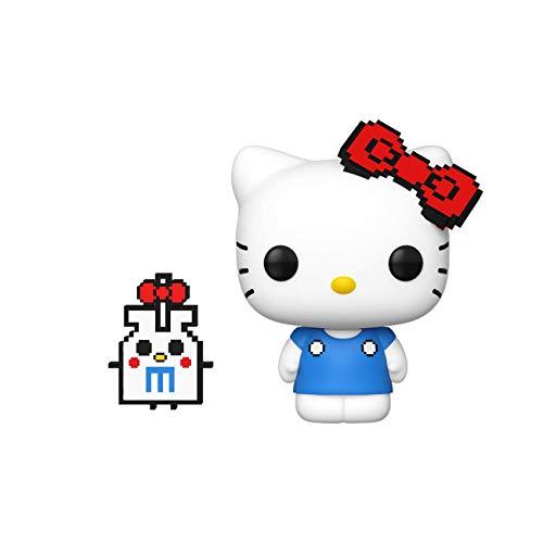 Funko 43464 POP Vinyl Sanrio: Hello Kitty-HK (Anniversary) Sammelbares Spielzeug, Mehrfarben