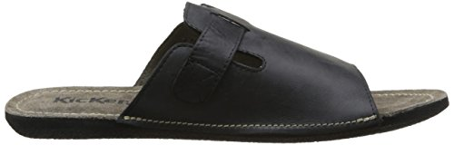 Kickers Spakky, Tongs homme Noir