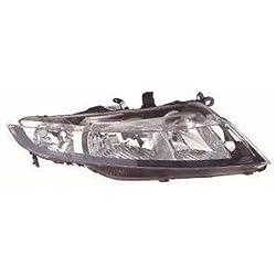 Civic Headlight Unit Driver's Side Headlamp Unit 2005-2012