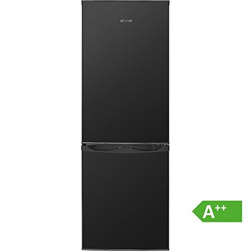 Bomann KG 320.1 Kühl-Gefrier-Kombination (Gefrierteil unten) / A++ / 143 cm / 160 kWh/Jahr / 122 L Kühlteil / 43 Gefrierteil / 165 L/Schwarz - Prime Amazon Telefonnummer