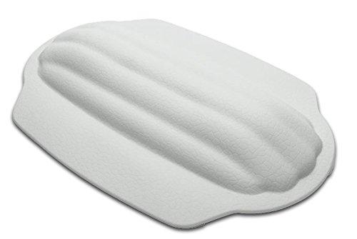 ljxiioo cuscino da bagno termale, cuscino da bagno idrorepellente morbido e impermeabile,1pcs