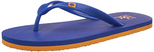 Woodland Men's True Blue Flip-Flops and House Slippers - 9 UK/India (43 EU)  available at amazon for Rs.221