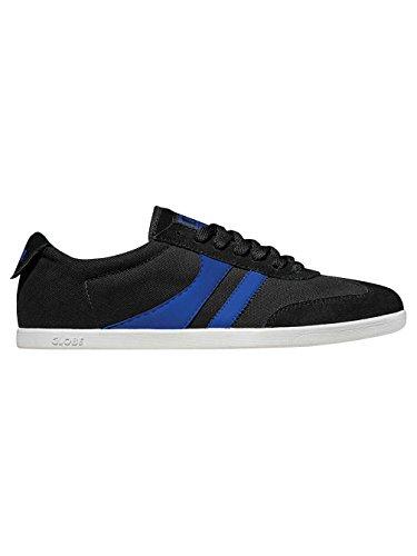 Globe Spire, Schuhe skate Men Black/Oxide Blue