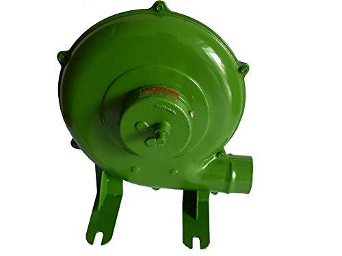 SY-Heat Kohle Feuerzeug Fan, 350W Top Manuelle Schmiedeeisen Getriebe Gebläse Handkurbel Fan Grill BBQ Feuerzeuge