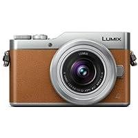 Panasonic dc-gx800keft Kamera DSLM 16,84Mpix schwarz/silber/braun