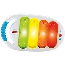 Fisher-Price Mon Premier Xylo jouet musical pour bébé avec sons et lumières, dès 3 mois, BLT38