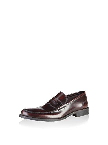 Made in Italia Herren Shoes Halbschuhe Burgunderrot