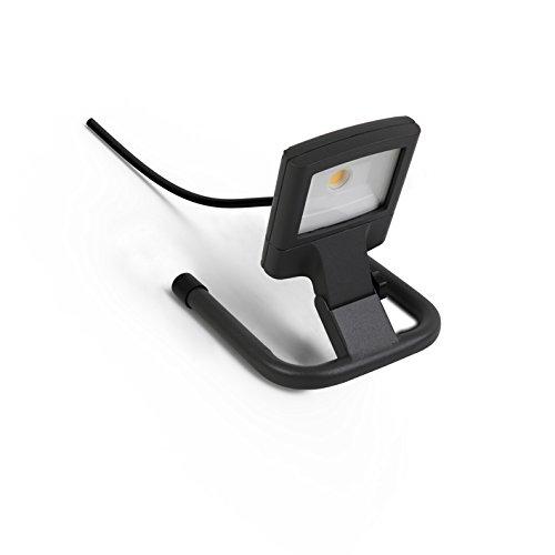 Eco Light Funktions LED-Außenstrahler Front, Aluminiumguß, 900 lm, 11 W, IP54, anthrazit 6230 GR