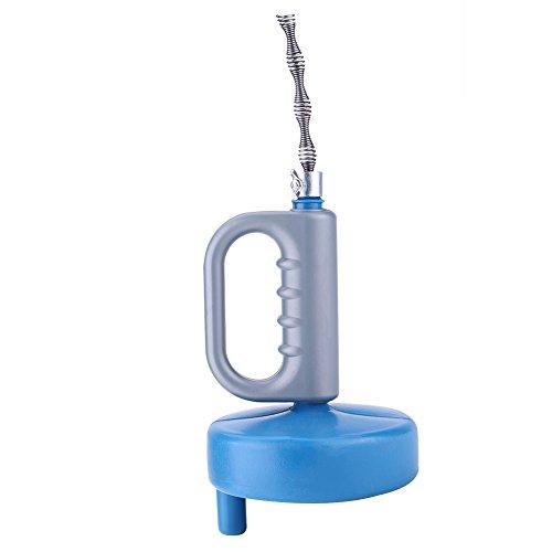 Déboucheur WC Ressort de Débouchage Outil de Nettoyage de Canalisation Furet Manuel pour Cuisine Salle de Bain Égouts Blocage