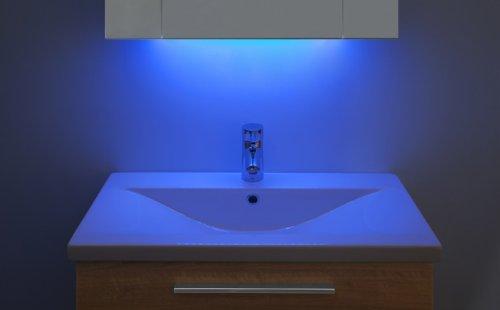 Badezimmerspiegelschrank mit Beleuchtung - 2