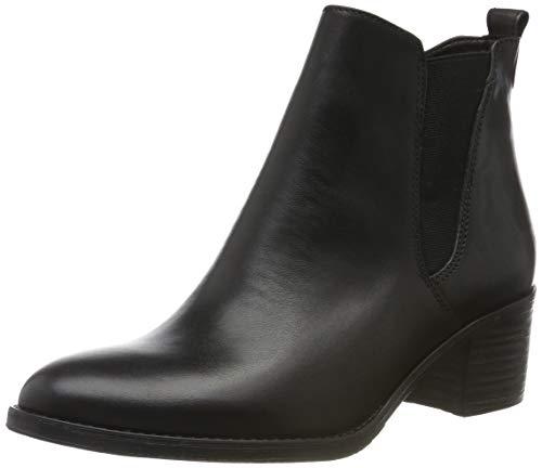 Tamaris Damen 1-1-25043-23 Chelsea Boots, Schwarz (Black 1), 40 EU