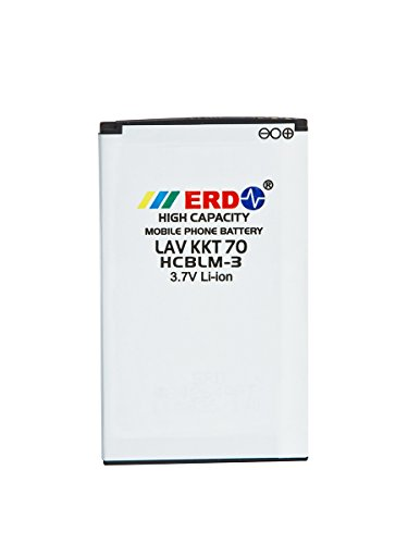 Scotch-Brite ERD Mobile Phone Battery Compatible For Lava KKT 70 / X340 / Micromax X288 / X434
