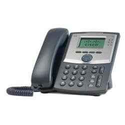 Cisco SPA303-G2 Téléphone VoIP filaire avec 3 Ligne + PC Port