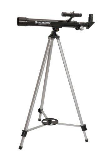 Celestron PowerSeeker 40 AZ - 40/500 Refraktor Teleskop