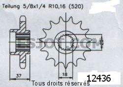 0 (4X2) 2002-2004 (17 Zähne) (2004 Cobra Motor)