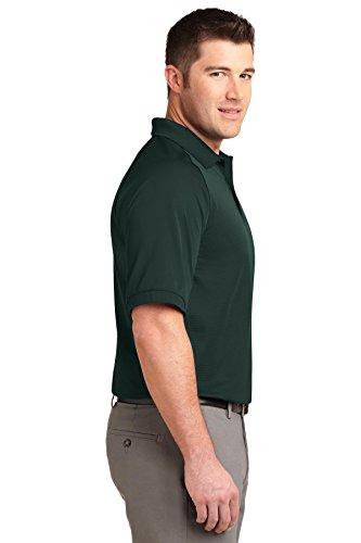Port Authority Dry Zone; Ottomane Sport Shirt K525 Grün - Dunkelgrün