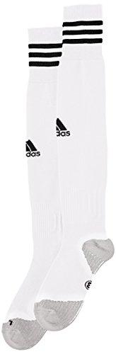 adidas Herren Stutzen Adisocks 12 Fußballsocken, weiß/schwarz, 43-45, X10313