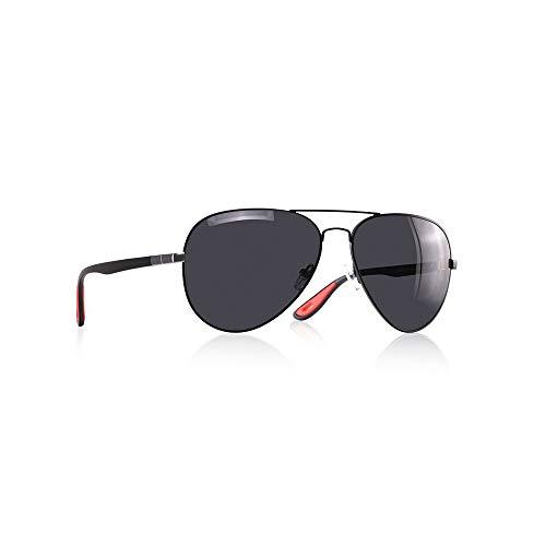 MINGW Brand Design Classic Polarized Sunglasses Men Women Driving Pilot Frame Sun Glasses Male Goggle Uv400