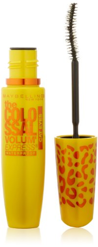 MAYBELLINE Volume Express Colossal Cat Eyes Waterproof Mascara - Glam Black