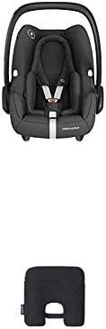 Bébé Confort Ovetto Rock Seggiolino Auto per Neonati ECE R129 I- Size Omologato Trasporto Aereo, Gruppo 0+, Cu