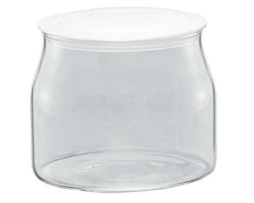 Rommelsbacher JG 1 Ersatzglas, Glas, 1.2 liters, durchsichtig/weiß
