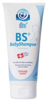 dline BS-BabyShampoo für hochsensible Haut ohne Augenbrennen, 1 Tube (1 x 200 ml)