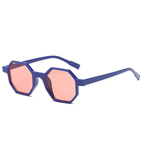 ATR Sonnenbrillen Retro Polygon Women 'S Sonnenbrillen ändern die Gesichtsform