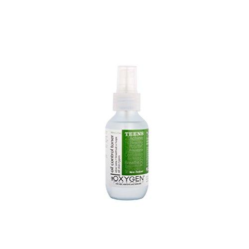 Oxygène Teen Skincare Ados Huile Toner Contrôle Tous Types de Peau - Lot de 6