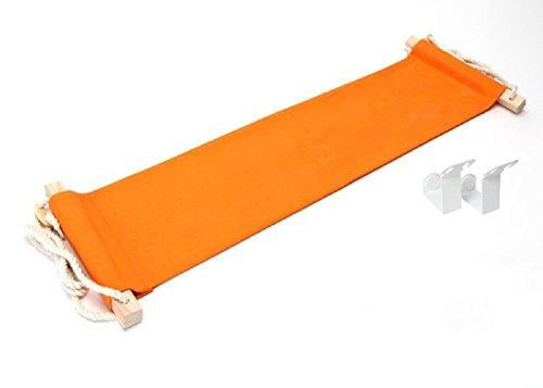 Hosaire 1x Fußablage Hängesessel für Büro Schreibtisch Hängematte