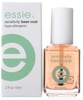 Nails by Essie Sensitivity Base Coat 15ml by Essie (English Manual)