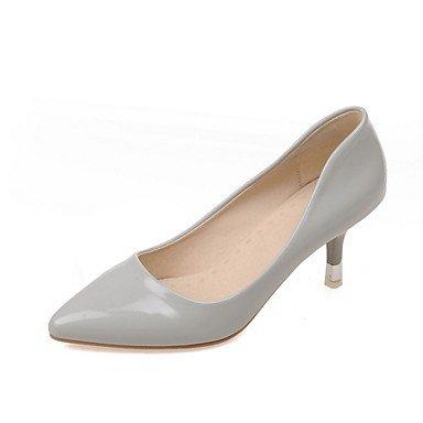 Mulheres Zormey Sapatos Feitos De Couro / Salto Alto Salto / Sapatos De Saltos B¨¹ro & Amp Carreira / Partido Ocidental / Vestido Preto / Rosa Us3.5 Eu33 Cn32 Uk1.5