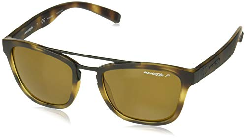 Ray-ban 0an4247 occhiali da sole, marrone (matte havana), 54 uomo