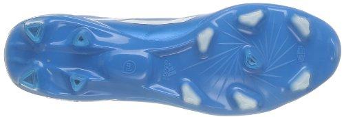 Adidas F50adizero TRX FG, Fußballschuhe Herren Blau - Bleu (Blesol/Blanc/Solzes)