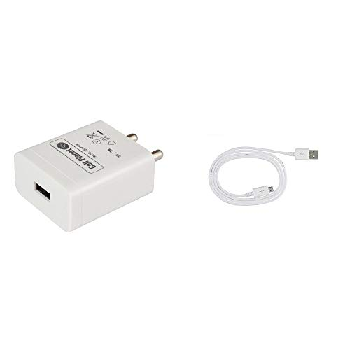 Zootkart's 'Infocus M810 ' Compatible Wall Charger (Black)