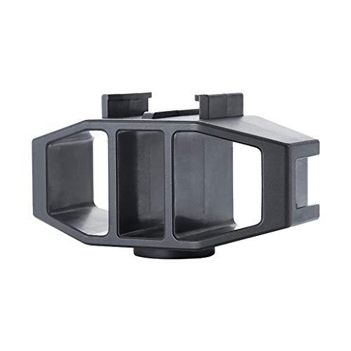 Ouneed - Vlogging für DJI OSMO Action Camera Vlog Stativ Fotostativ Kamera Adapter Stativ Action Kamera Licht Aufnahmehalterung mit 1/4