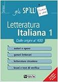 Letteratura italiana: 1