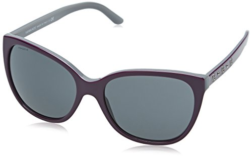 Versace Sonnenbrille (VE4281) Violet (Violet Grey 512887)