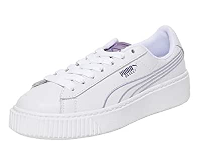 Puma Women's Platform Twilight Wn s Leather Sneakers