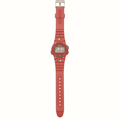 Rot Damen-uhr Timex (Timex -  -Armbanduhr- TW5K98100_Red)
