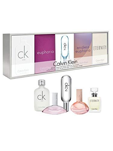 Calvin Klein 5-teiliges Duft-Set für Frauen