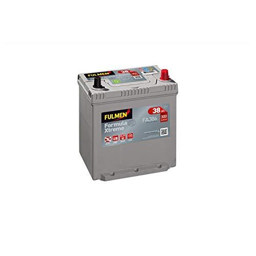 Batterie démarrage fulmen fa386 12v 38ah 300a