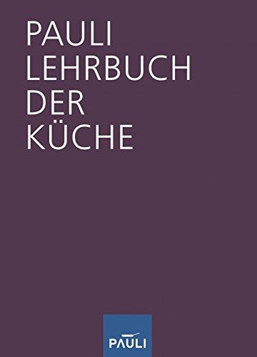 Lehrbuch der Küche, 14. Auflage 2016