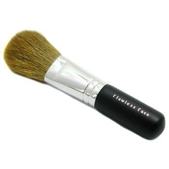 Rare Limited Edition Bare Escentuals Flawless Application Face Brush WITH TEAL GREEN HANDLE BareMinerals Bare Minerals Face Brush NEW SEALED by Bare Escentuals