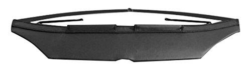 akhan SS669-1 - 08868 Protection Hottes Bra, Avant Masque Noir Convient pour Les véhicules O. emblème VW T5 04-08