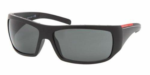 Sonnenbrille Prada Herren-sport (Prada Sport Sonnenbrille INTREPID (PS 01LS 1BO1A1 65))