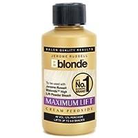 Bblonde 40Vol. Haaraufheller, hellt um 8–9 Töne auf, mittleres bis dunkelbraunes Haar, 6Stück, 75 ml, 12 % Peroxid preisvergleich bei billige-tabletten.eu